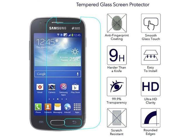 Tempered Glass for Samsung Galaxy Trend Plus S7580 S7582 GT-S7580 Case  Screen Protector on Trend S7560 GT-S7560 S Duos S7562 - Newegg com