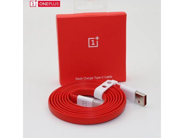 Original Oneplus 3 3t 5 5t Dash Charger Cable 100cm 150cm Quick