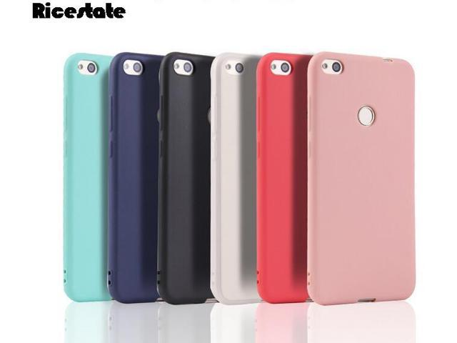 new concept f379a eb6ce Ricestate For Xiaomi Redmi 4X 4A 5A Note 5A Redmi 5 Plus Mi A1 5X Clear TPU  and solid color Back Cover Protect Skin Silicon case - Newegg.ca