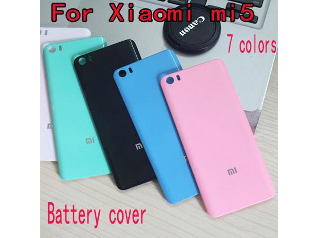 first rate 34c47 93867 Replace Battery Back Cover case for xiaomi mi5 mi 5 M5 hard Plastic  protector cases for xiaomi mi 5 phone housing shell - Newegg.com