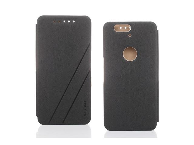 size 40 3df4a 5f0bf for Huawei Nexus 6P Leather Cases YINJIMOSA Matte Kasco Series Stand  Leather Case for Huawei Nexus 6P(black) - Newegg.com