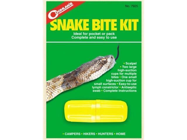 703fdf0640 Coghlans 7925 serpiente morder Kit con ventosas flexibles 3 - Newegg.com