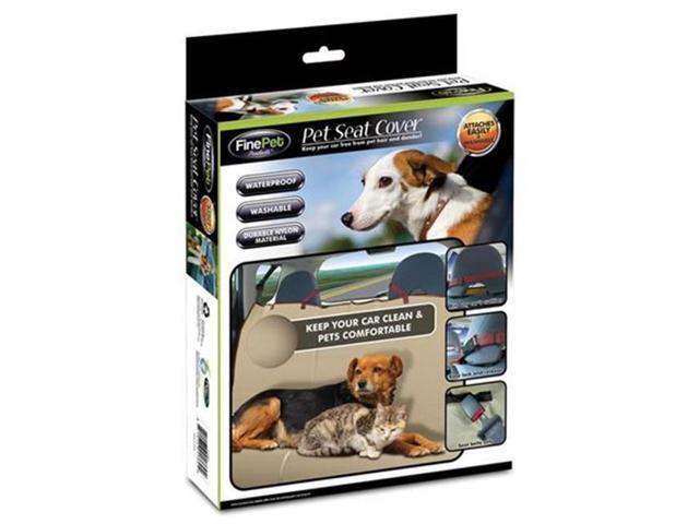 Fine Life 12010694 Auto Pet Car Seat Cover