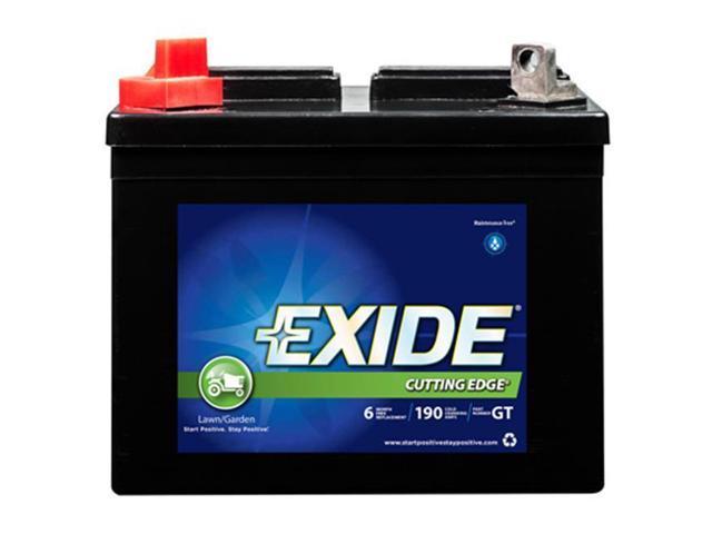exide technologies 226931 12 v lawn garden tractor battery - Garden Tractor Battery