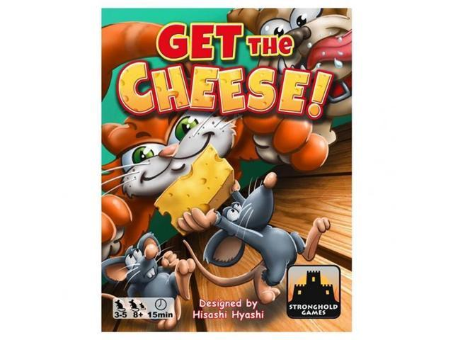 stronghold games sg9902 get the cheese game newegg com