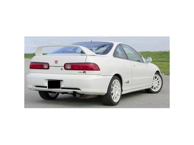 DAR Spoilers FGp Acura Integra Type R Factory Post No - Acura integra spoiler
