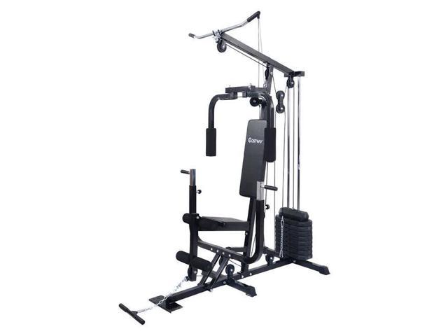 Online gym shop cb17053 home gym weight training exercise