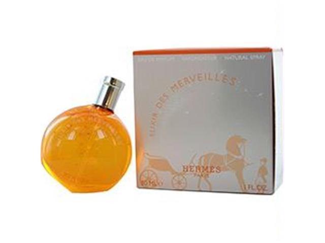 Eau Des Merveilles Elixir By Hermes Eau De Parfum Spray 1 Oz