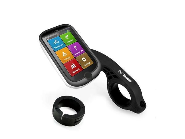 Tuff Luv I14-56 Outfront Mount for Mio Cyclo GPS - Black - Newegg com