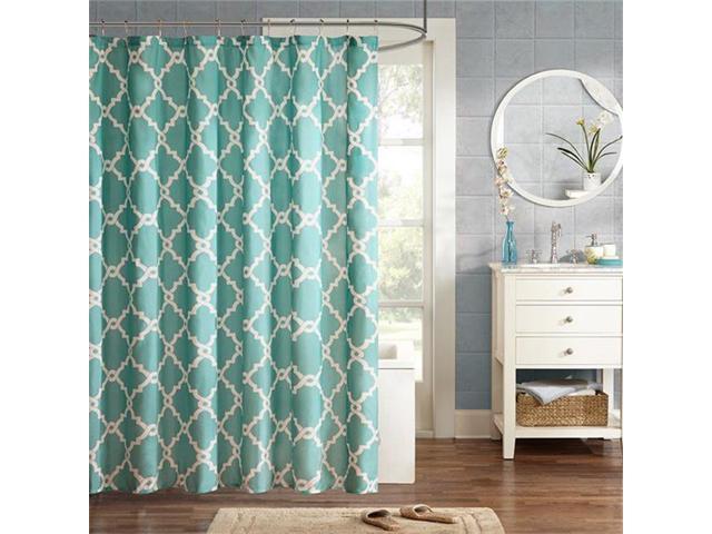 Madison Park MPE70 544 108 X 72 In Merritt Shower Curtain