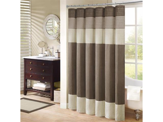 Madison Park MP70 4634 72 X 96 In Amherst Shower Curtain