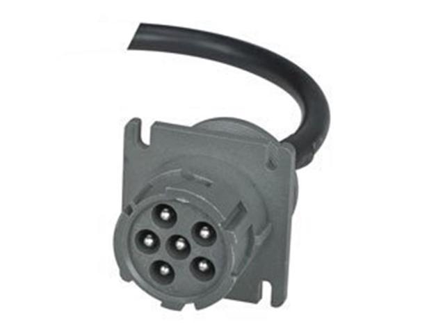 J J  Keller 50098 ELog Electronic Logging Device 2 5 6-Pin Y Adapter  Harness - Newegg com