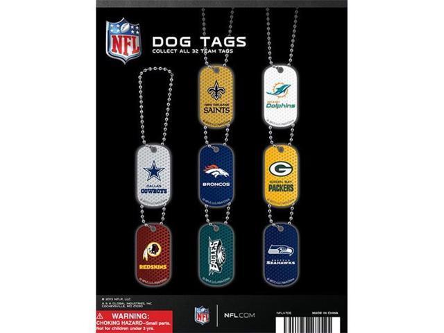 sports shoes d7ea8 369dd DDI 1877537 Wholesale NFL Licensed Dog Tag Necklaces & Key Cha Case of 1920  - Newegg.com