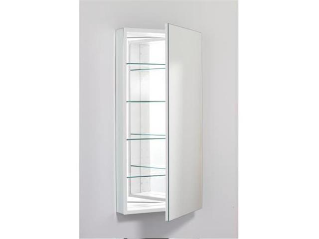 Robern Sdd Rbn 034 Pl Series Cabinet 20 Wide X 40 High X 4 Deep Flat