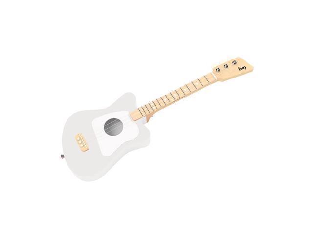 loog guitars 220862 mini guitar white. Black Bedroom Furniture Sets. Home Design Ideas