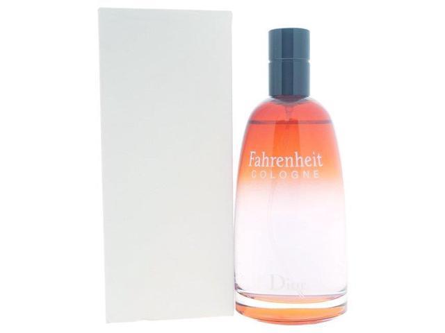 Christian Dior M-T-2164 4 2 oz Fahrenheit Cologne Eau De Cologne for Men -  Newegg ca