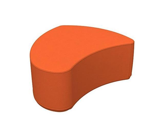 Cool Early Childhood Resources Elr 12755 5 Or Softzone Petal Ottoman Junior Orange 5 Piece Newegg Com Gmtry Best Dining Table And Chair Ideas Images Gmtryco