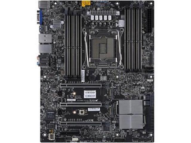 SUPERMICRO MBD-X11SRA-F-O LGA 2066 Intel C422 ECC DDR4 U 2 M 2 5G LAN USB  3 1 ATX Workstation Motherboard - Newegg com