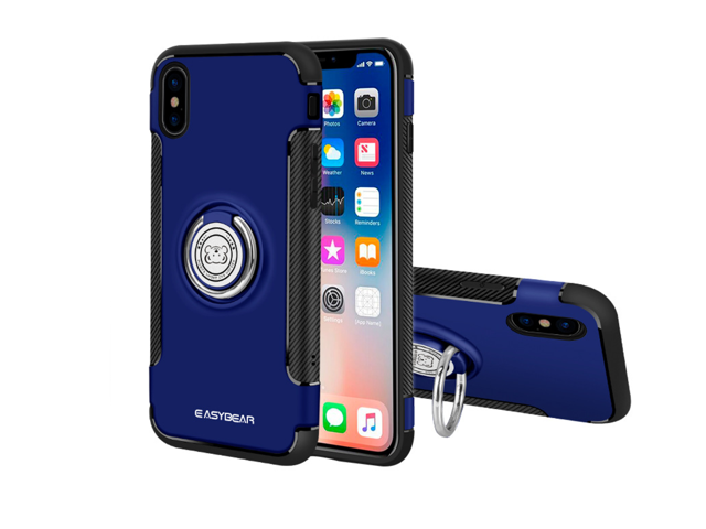 huge selection of 86c9c dee56 For Iphone X Case,Iphone X Protective Cover With Magnetic Car Mount With  Grip Rotating Ring Holder Stand For IphoneX Cases - Newegg.com