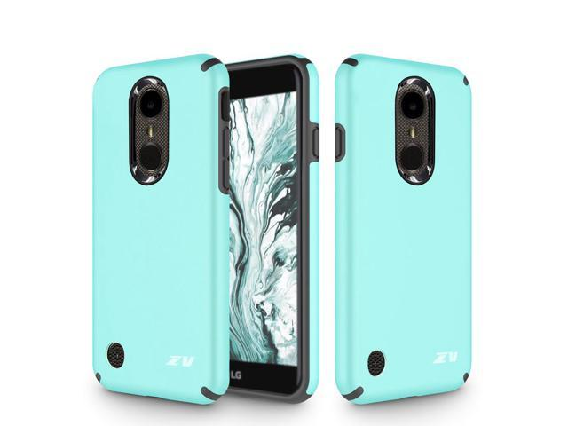 new style 02f81 f5ff8 LG K20 Plus Case, ZV SLEEK HYBRID Heavy Duty Cover - Ultra Thin And  Lightweight w/ Anti-Scratch And Shock Proof Protection - LG Harmony -  Newegg.com