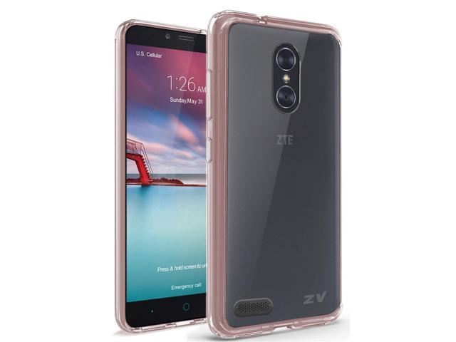 innovative design dd6f6 5eac5 ZTE Zmax Pro Case, PC+TPU Cover - Thin and Lightweight with Heavy Duty  Protection - ZTE Blade X Max - Newegg.com