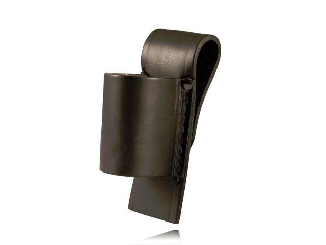 Boston Leather Black Holster Belt Loop C Cell Maglite Mag-lite Maglight 5548-1
