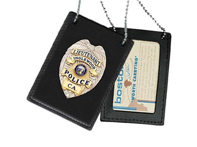 Boston Leather - 400 4oz Neck Chain ID/Badge Holder (BP) #4001 - Newegg ca