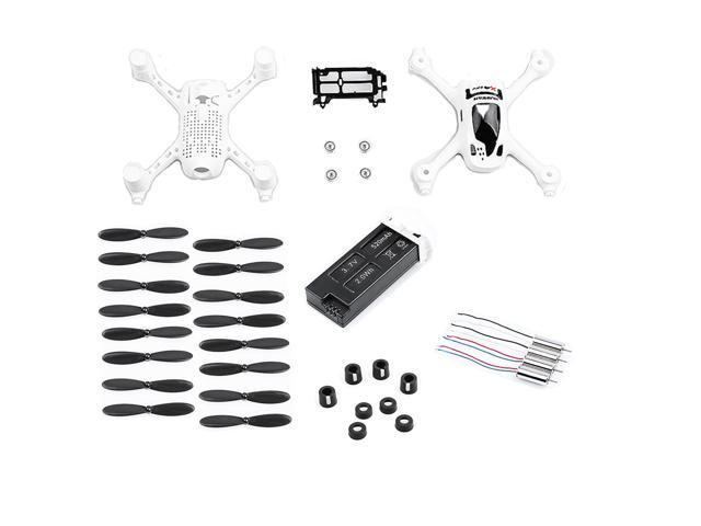 hubsan h107d  fpv x4 plus quadcopter spare parts battery pack