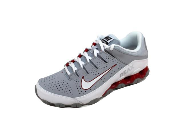 100% authentic 30e3c b11ce Nike Men s Reax 8 TR Wolf Grey White-Gym Red 616272-012
