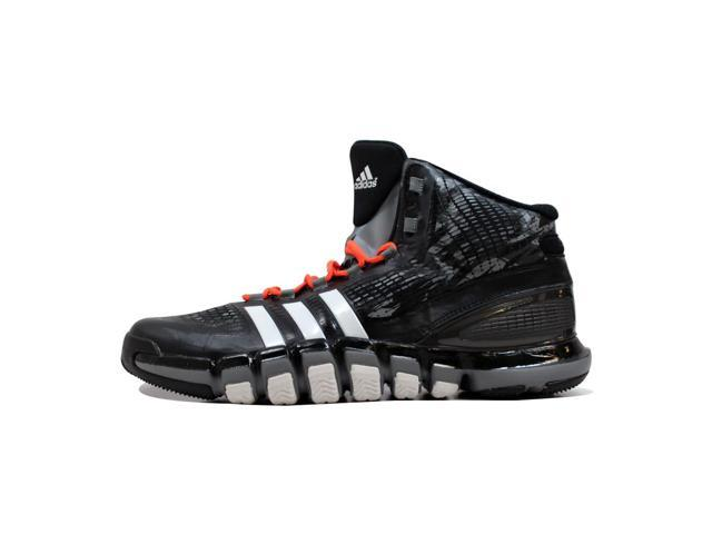 d8721591b25f3 Adidas Men s Adipure Crazyquick Lead White-Black Q33456 Size 16 ...