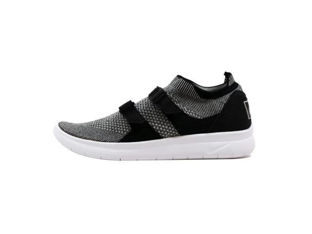 97859d942577d Nike Men s Air Sockracer Flyknit Black Pale Grey-Black-White 898022 ...
