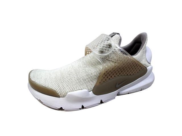 70ce927adb2 Nike Men s Sock Dart SE Sail Cobblestone 911404-100 Size 6 ...
