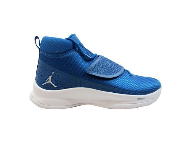 premium selection e7465 87086 Nike Air Jordan Super Fly 5 PO Team Royal Metallic Silver 881571-406 Men s