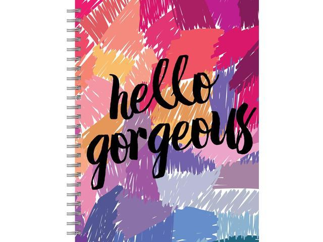 Hello Gorgeous Journal, More Inspiration by TF Publishing