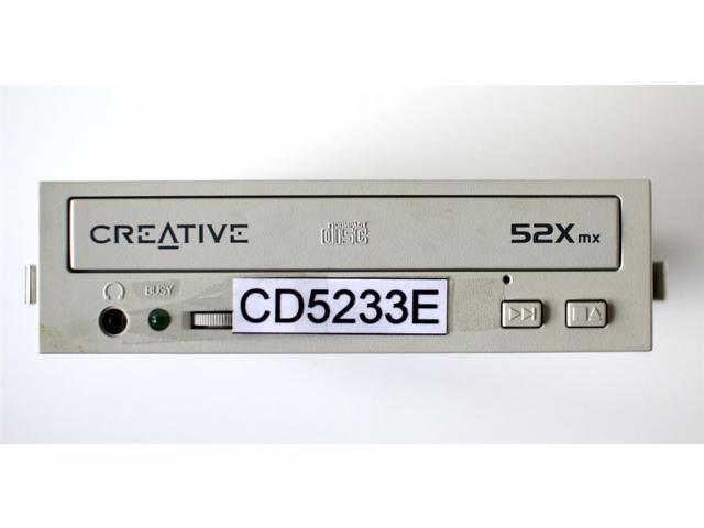 CREATIVE 52XMX DRIVER FOR WINDOWS DOWNLOAD