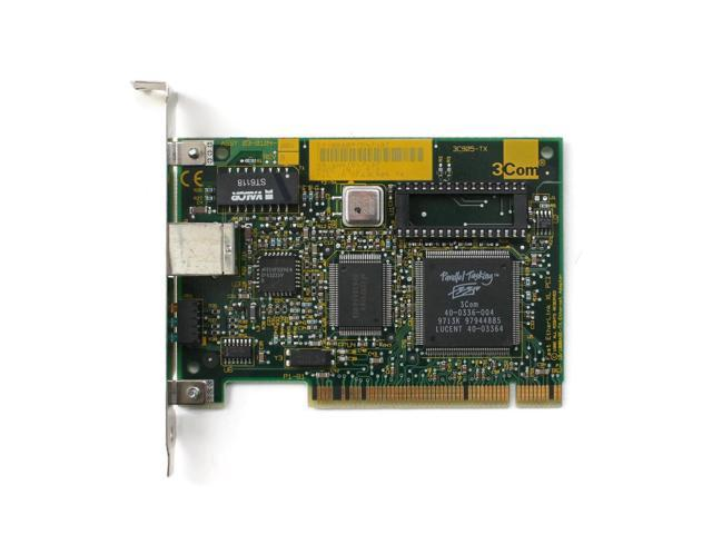 FAST ETHERLINK XL PCI 10 100BASE TX WINDOWS 7 64BIT DRIVER
