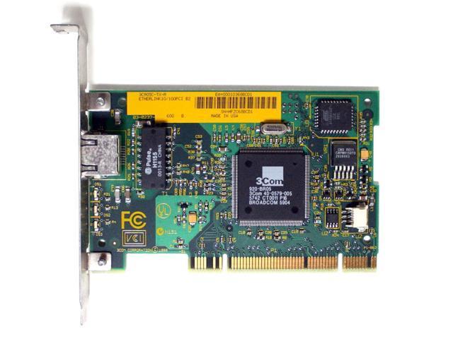 DRIVERS UPDATE: 3COM ETHERLINK 10100 PCI TX NIC