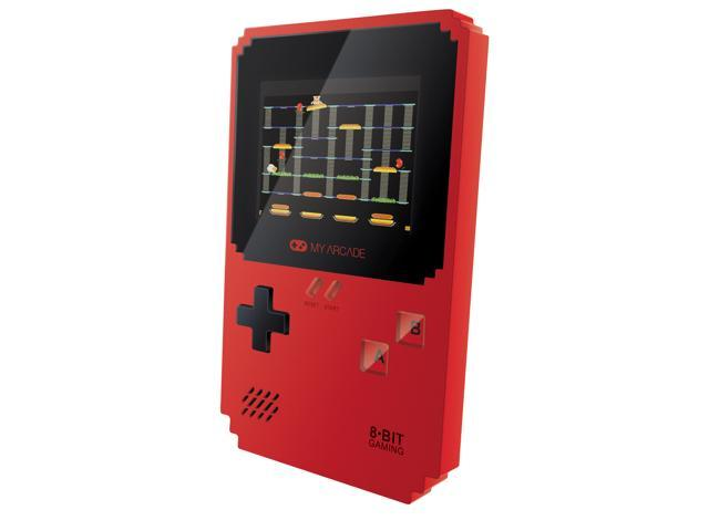 5d0d6dd4d3bdc MY ARCADE Pixel Classic Portable Handheld 300 Built-in Video Games w  Data  East