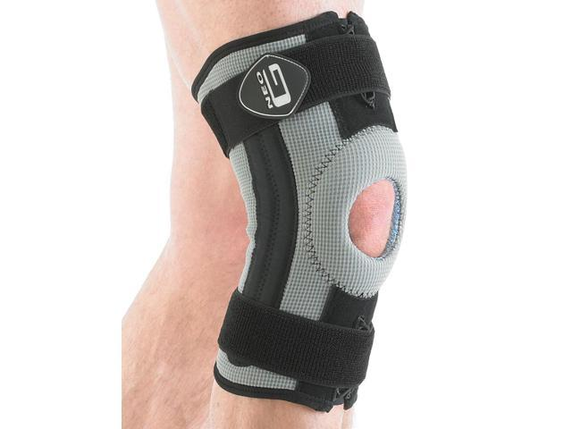 a683732869 NEO G RX Stabilized Knee Support - MEDIUM - Medical Grade Quality,  breathable fabric HELPS injured, weak or arthritic knees, strains, sprains,  pain, ...