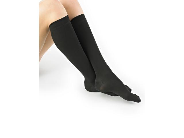 b608d725f1d2a NEO G Knee High Compression Hosiery (Closed Toe) - X-LARGE - Black -  Medical Grade True Graduated Compression 20-30mmHg HELPS reduce symptoms of  tired, ...