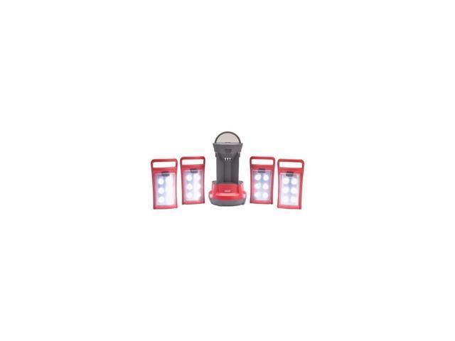Coleman 2000024041 Quad Led Lantern Newegg Com