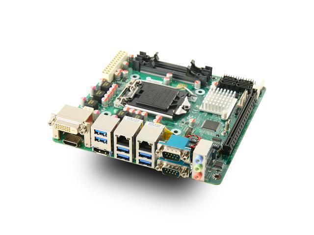 Jetway NF594T2-Q170 Intel Core LGA1151 Mini-ITX Motherboard