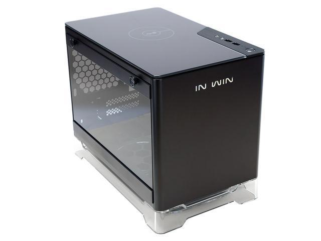 VR Ready Mini Gaming PC w/ Intel Coffee lake i7-8700K, GeForce GTX 1080 Ti,  Wireless Charging Station for Qi Devices - Newegg com