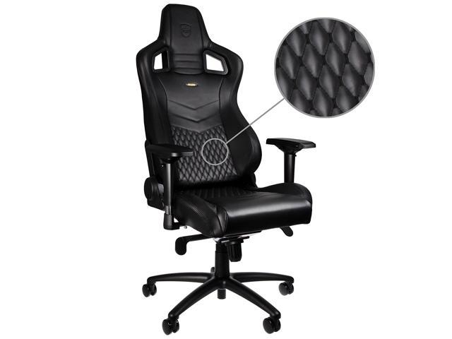 Noblechairs Epic Nappa Edition Gaming Chair Black Newegg Ca