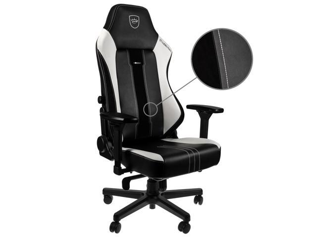 noblechairs HERO Series Gaming Chair Limited Edition 2019 - Black/White (NO PILLOW SET)