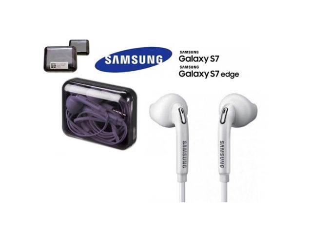 28fd27c3e5b Samsung EO-EG920LW OEM Original Galaxy S7 VII EDGE Black or White Jewel  Case with