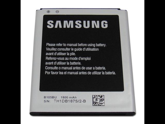 Samsung B105BU OEM Standard Battery For Galaxy Light SGH T399 Ace 3  GT S7275R