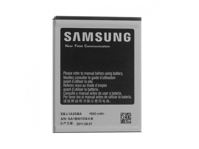 samsung ebl1a2gbu ebl1a2gba oem standard replacement battery for rh newegg com Samsung Galaxy S2 I777 Samsung S2 SGH-i777