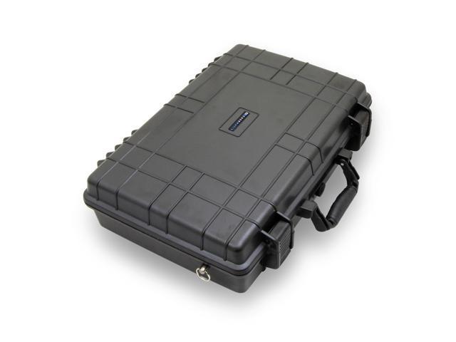 CASEMATIX Studio Hard Case Compatible With Akai Professional MPK Mini MK2  controllers, Akai Professional MPX16 and More Akai Professional Controller