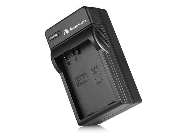 Powerextra Digital Battery charger Charger for Nikon EN-EL14 MH-24 D3100 D3200 D5100 D5200 D5300 Nikon COOLPIX P7000 P7100 P7700